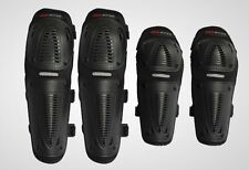 Motocross Motorcycle Off-road Racing Elbow Knee Pads Armor Protective Guard Sets