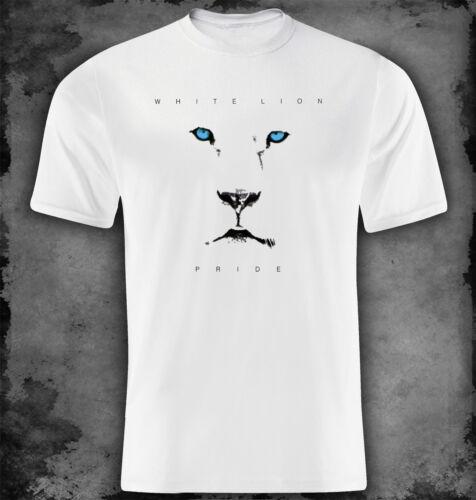 Pride  t-shirt XS L XXL S M White Lion XL