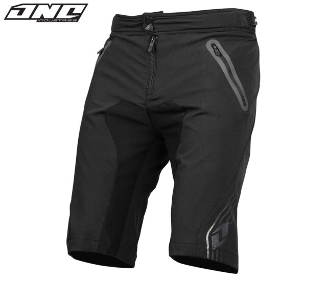 ba076cce0 ONE INDUSTRIES ION MTB BIKE SHORTS BLACK WITH LINER cycling trail riding  mens
