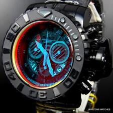 Invicta Sea Hunter III 70mm Black Stealth Gen II Swiss Steel Watch 22135