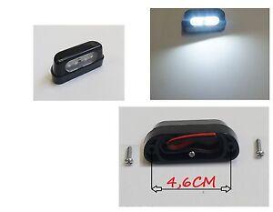 LTC1-LUCE-TARGA-a-LED-UNIVERSALE-INTERASSE-46-mm-per-KTM-Enduro-250-350