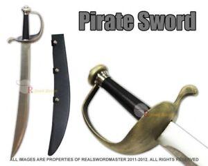 Jack-Sparrow-Pirates-of-the-Caribbean-Cutlass-Short-Sword-Skull-amp-Crossbones-New