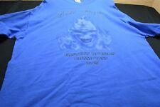 Dallas Cowboys Eastern Division Champs 2009 Blue XL Men's Shirt