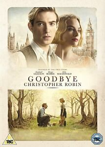 Goodbye Christopher Robin [2017] (DVD)