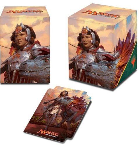 Warrior Poet 100 PRO Deck Box Ultra Pro Magic the Gathering MTG Ixalan Huatli