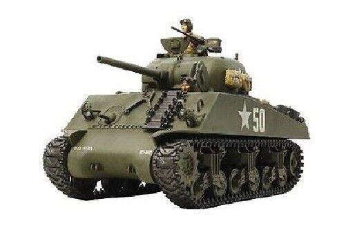 Tamiya 1 35 EE.UU.Tanque Medio M4a3 Sherman con   Sencilla Mortor