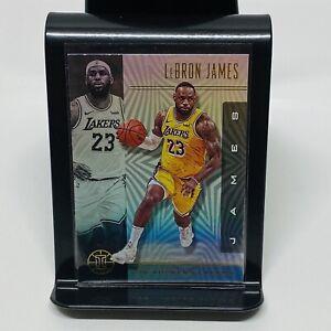 2019-20-Panini-Illusions-Lebron-James-20-Base-Card-Los-Angeles-Lakers