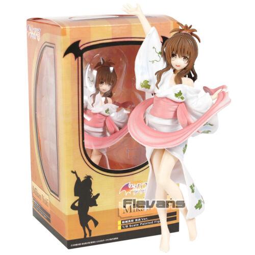 TO LOVE RU MIKAN YUUKI FIGURE 21cm FIGURA MIKAN YUUKI YUKATA VERSION
