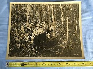 Vintage-1929-Movie-photograph-still-034-Overland-Telegraph-034