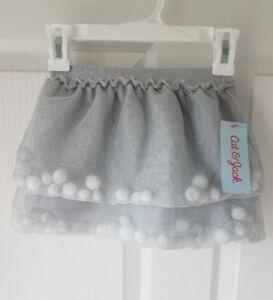 fa36a22fd Toddler Girls Tutu Skirt with Pom Poms - Cat & Jack - Metallic ...