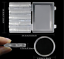 thumbnail 5 - 100 Direct Fit Airtight 30mm Capsules Coins Storage Holder for US Quarters Round