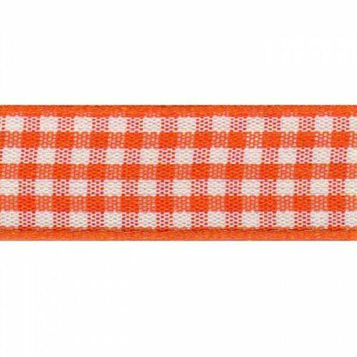 15mm Berisfords Check Gingham Ribbon Craft