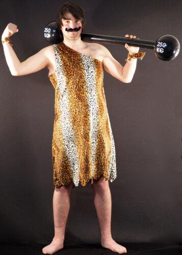 Victorian-Stag Night-Circus STRONGMAN Tash-Barbell Complete Outfit Sml-XXXXL