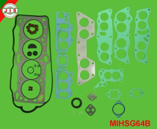 Fits 85-88 Mitsubishi Galant Pickup G64B 2.4L SOHC Head Gasket Set MIHSG64B