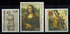 a62-timbres-France-n-3234-3236-neufs-annee-1999