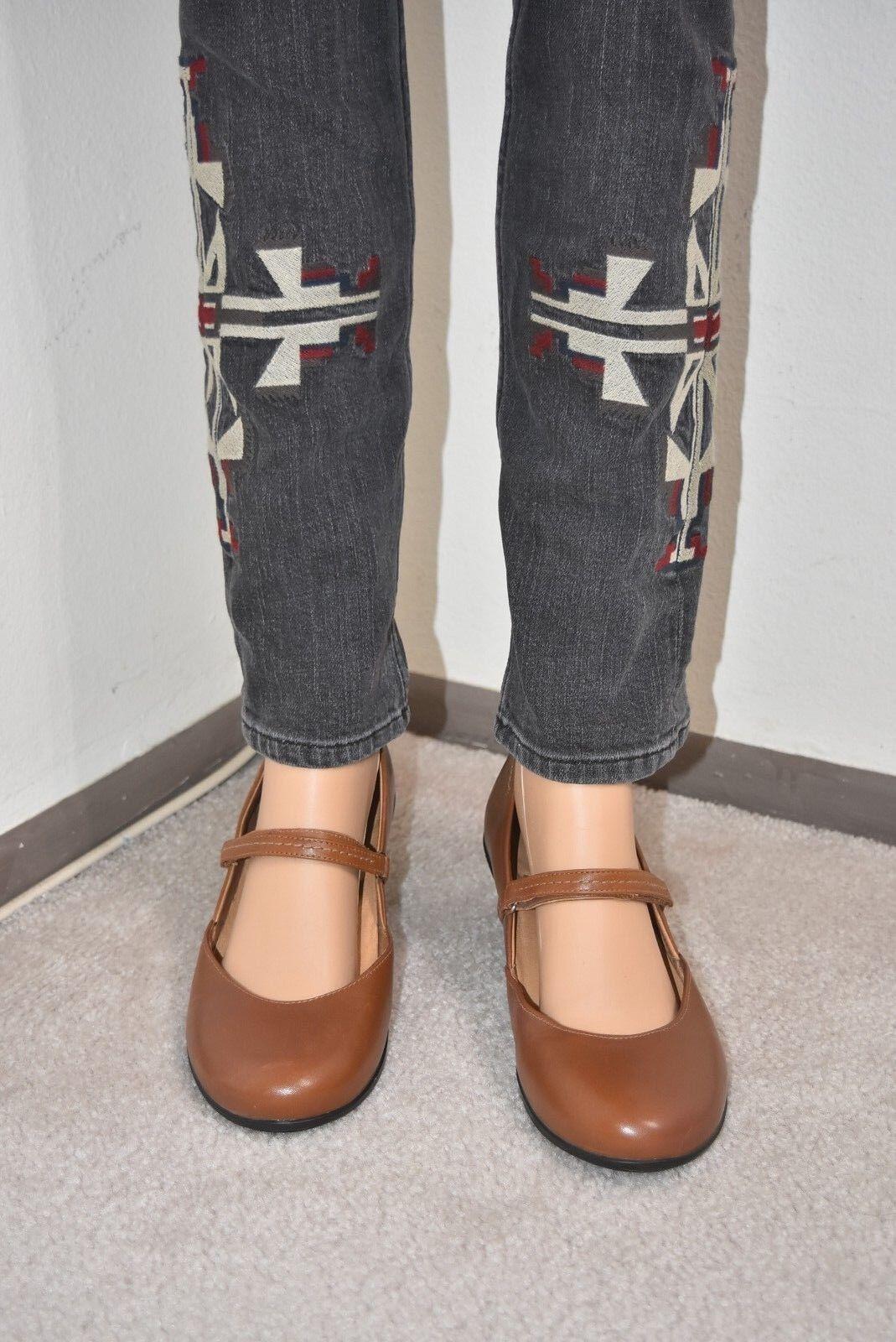 Dansko para Mujer Marrón Cuero Mary Jane Jane Jane Zapatos Talla 10.5 EE. UU. UE 41 Extra Ancho  comprar barato