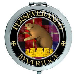 Beveridge Schottische Clan Kompakter Spiegel