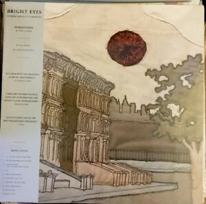 Bright-Eyes-I-039-m-Wide-Awake-It-039-s-Morning-LP-Vinyl-New-Tip-on-Jacket-mp3