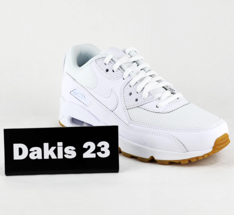 Nike WMNS Air Max 90 Women Lifestyle Sneakers New White 325213-135