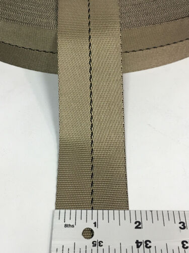 milspec militaire sangle MIL-W-4088 Type 8 Coyote environ 4.44 cm 1.75 in