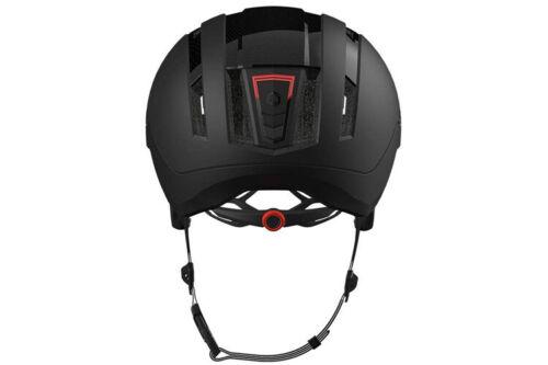 Coros SafeSound Urban Smart Cycling Bluetooth Helmet Tail Light Black Large
