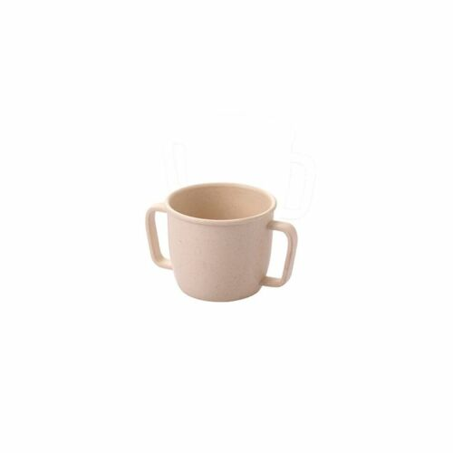 Double handle with bamboo flavor 230ml Nordic powder for Kids Cup A dQ