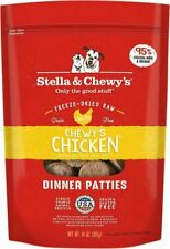 Stella & Chewy's Freeze Dried Dog Food for Adult Dogs.