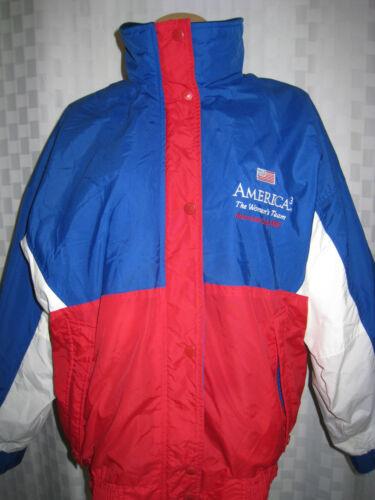 Columbia Vintage 1995 Size America3 Rare Cup M Women's Jacket Nice Cup 77qCfwxOnT