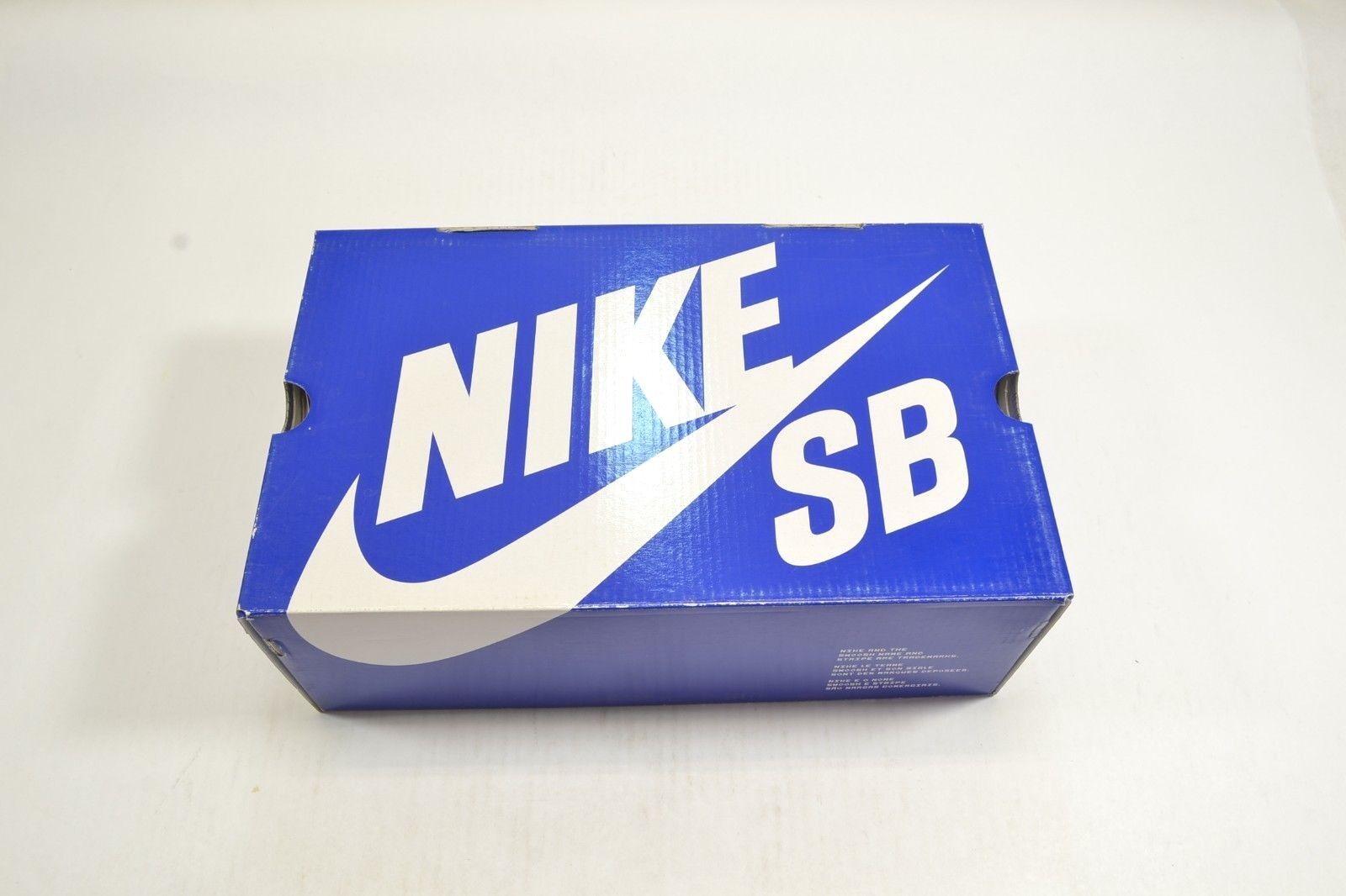 Nike PREMIUM ZOOM STEFAN JANOSKI PREMIUM Nike noir noir-blanc 375361-002 (D) homme chaussures 928614