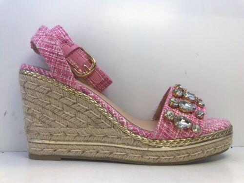rosa toe caviglia 6 color open Island alla con River uomo Uk fibbia da Zeppe zTB6qwApg
