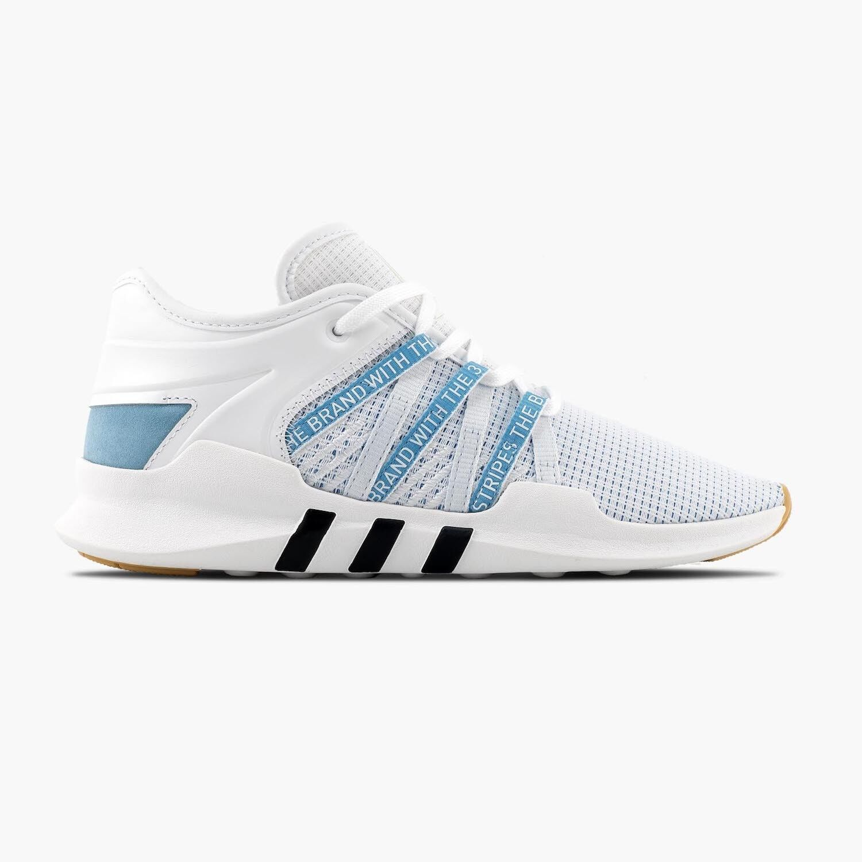 Mujeres Adidas EQT auténticos Racing ADV zapatos nuevos auténticos EQT blanco / azul / negro cq2155 Wild Casual Shoes d11a9c