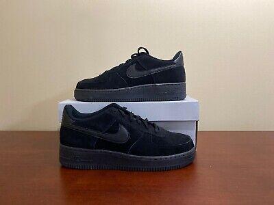 Nike Air Force One 1 Black Shoes AF1