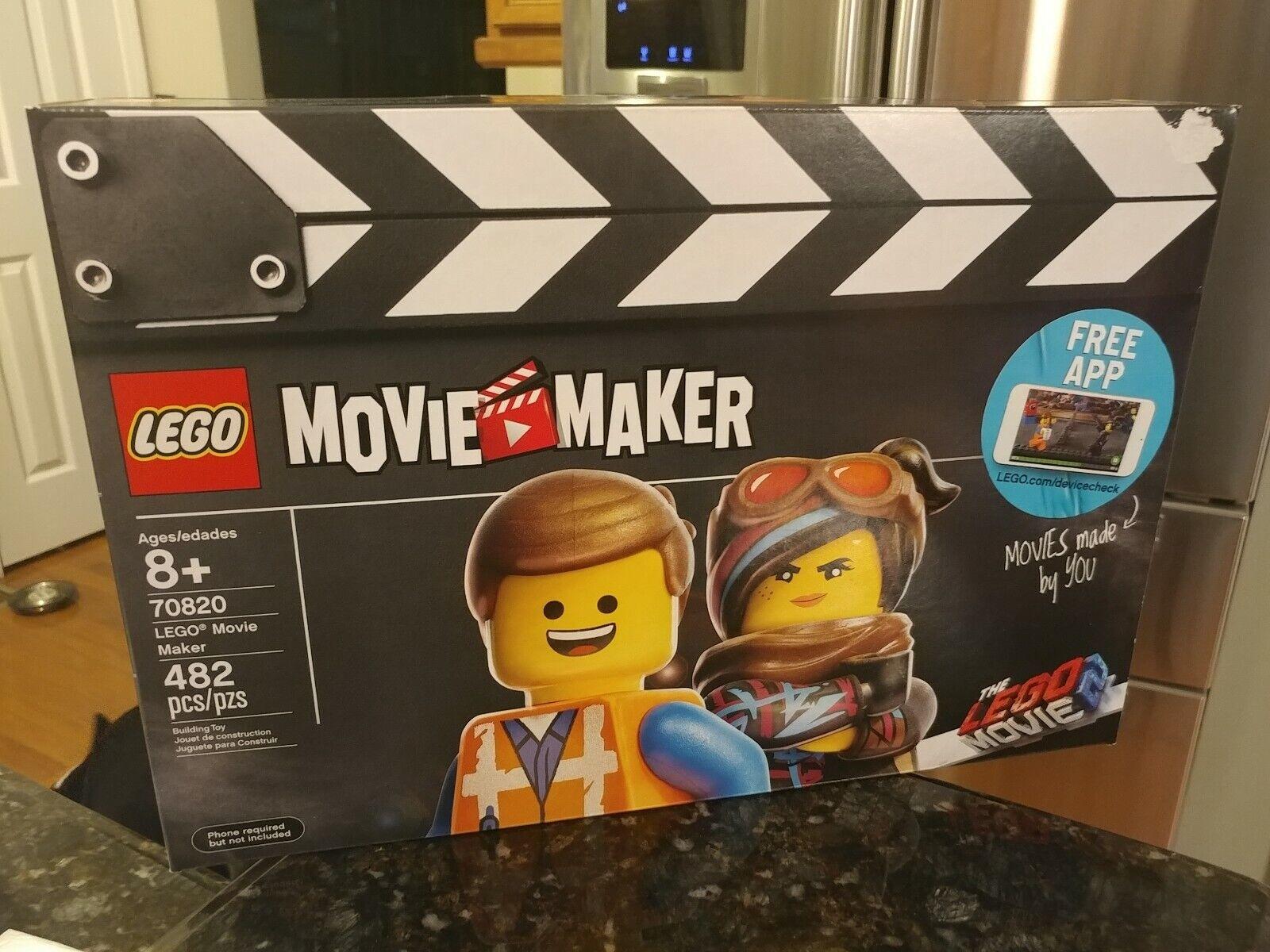 Lego The Lego Movie 2 Movie Maker Emmet Lucy Rex Director Nib Film