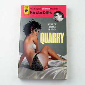 Details about QUARRY by Max Allan Collins (Quarry #1, 2015, Trade) Hard Case Crime