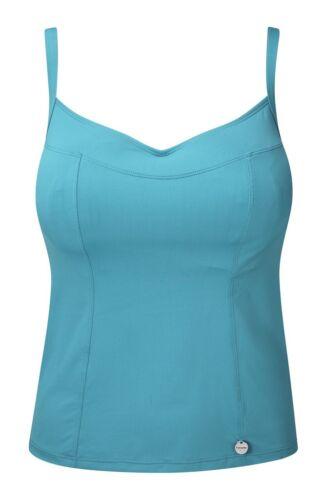 Panache sw0501 Swimwear Anna Tankini Top Verde Acqua Varie