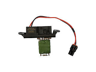 Blower Motor Control Module For 2007 Chevrolet Silverado 1500 Classic; HVAC Blo