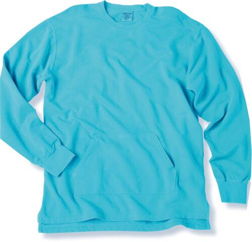 Cotton Sweatshirt 1536 Comfort Colors Trendy Adult French Terry Crew Neck