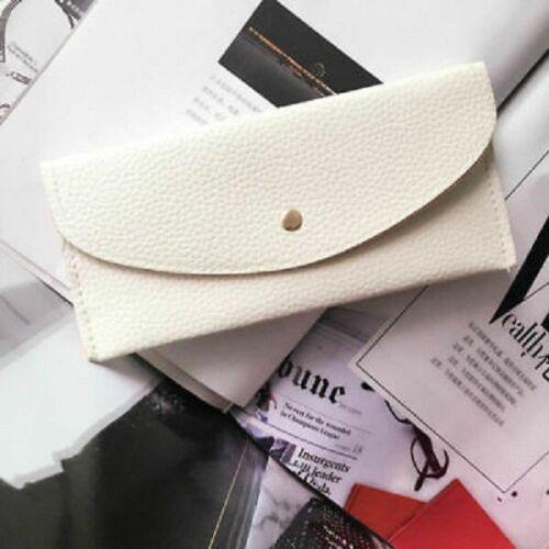 Fashion Lady Women Leather Clutch PU Wallet Long Card Holder Case Purse Handbag
