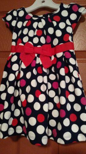 nwt Gymboree girls ciao puppy dress size 12-18 mos
