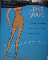 Take Shape Torso Shaping Opaque Tight By Jcpenny(single Pair)(2 Different Sizes)