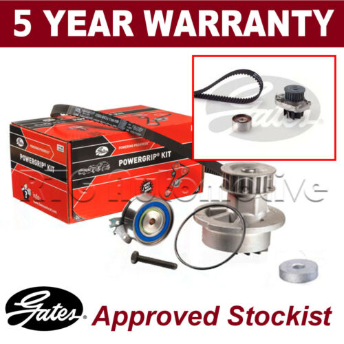 Gates Timing Cam Belt Water Pump Kit For Alfa Chrysler Fiat Ford KP15627XS