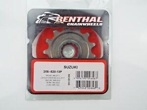 SUZUKI-RM250-RMX250-1982-2011-13t-Renthal-Pinon-255-520-13