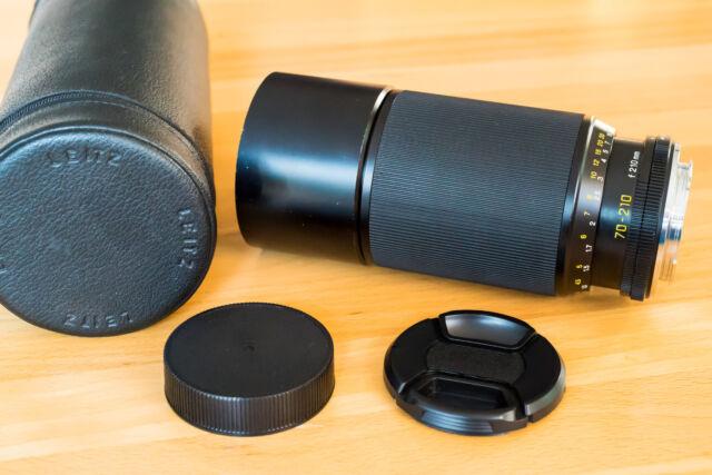 Leica Vario-Elmar-R 70-210 mm F/4.0 Objektiv