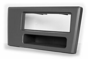 Carav-11-557-Car-Radio-Din-Radio-Cover-for-Volvo-S60-V70-XC70-Black