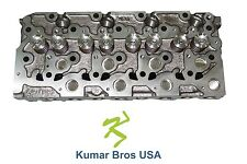 New Kumar Bros Usa Complete Cylinder Head For Bobcat 341 Kubota V2003