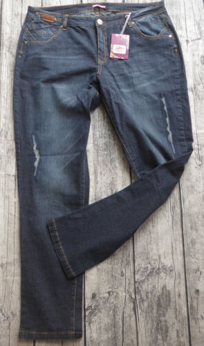 976 L 181 N Joe Browns Jeans Gr 578 K Blue Black 40-58 Kurz Long Gr