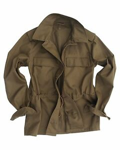 42870bc9d48 Genuine Czech Army Issue M85 Olive Drab Field Jacket - Unused Army ...