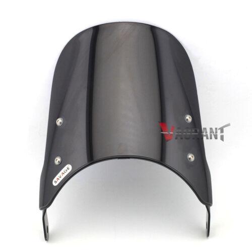 Pare-brise Windshield For Triumph Bonneville SE T100 T1200 2001-2016
