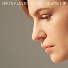 CHRISTINE AND THE QUEENS INTRANQUILLITE  DOUBLE 45T DISQUAIRE DAY numéroté