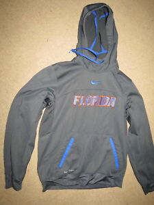 newest 5486e 67787 Image is loading GREAT-vintage-Nike-Florida-Gators-gray-Therma-Fit-